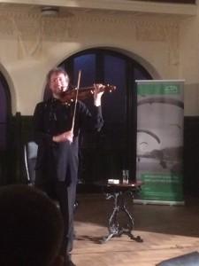 A. Shonert concert I